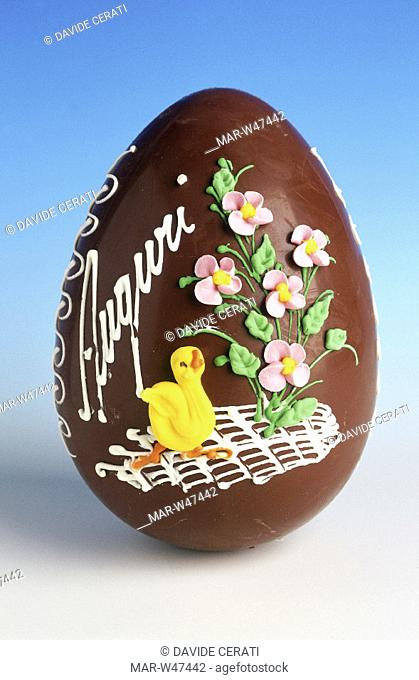 celebrations, easter, chocolate egg