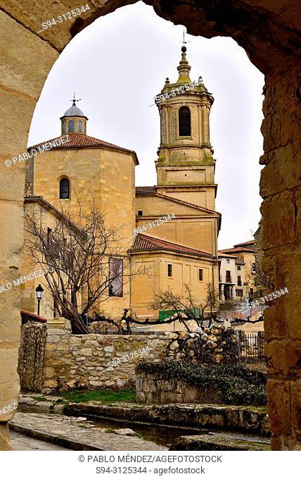 Monastery of Santo Domingo, Santo Domingo de Silos, Burgos, Spain
