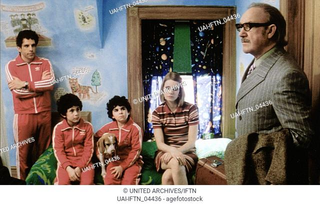 The Royal Tenenbaums, aka Die Royal Tenenbaums, USA 2001, Wes Anderson, Gene Hackman, Ben Stiller, Gwyneth Paltrow, Grant Rosenmeyer, Jonah Meyerson