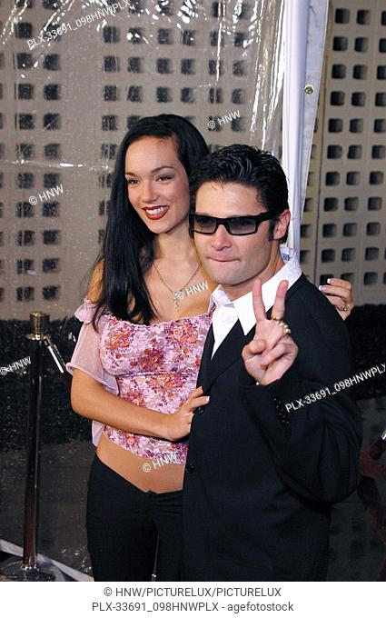 "Corey Feldman  02/12/03 """"Dark Blue"""" Premiere @ Cinerama Dome, Hollywood Photo by Izumi Hasegawa/HNW / PictureLux (February 12, 2003)"