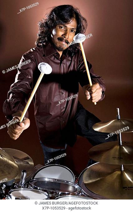 Indonesian Drummer