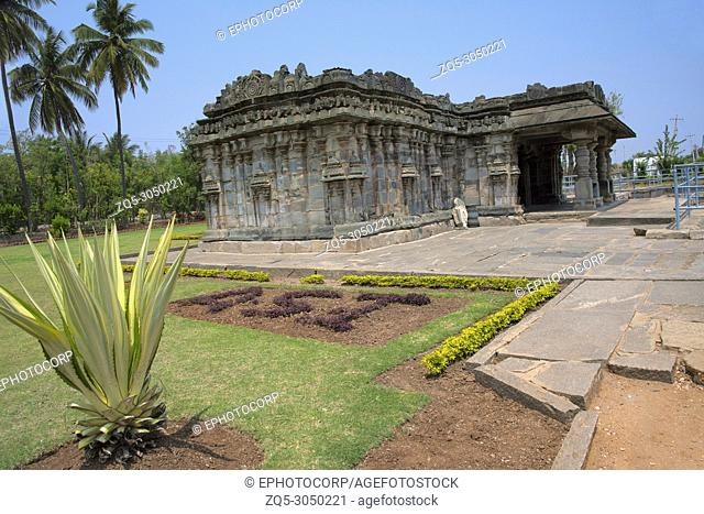 Nanneshwara Temple. Lakkundi in Gadag District of Karnataka