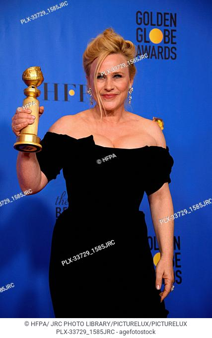 """After winning the category of BEST PERFORMANCE BY AN ACTRESS IN A LIMITED SERIES OR A MOTION PICTURE MADE FOR TELEVISION for her role in """"""""Escape at Dannemora"""