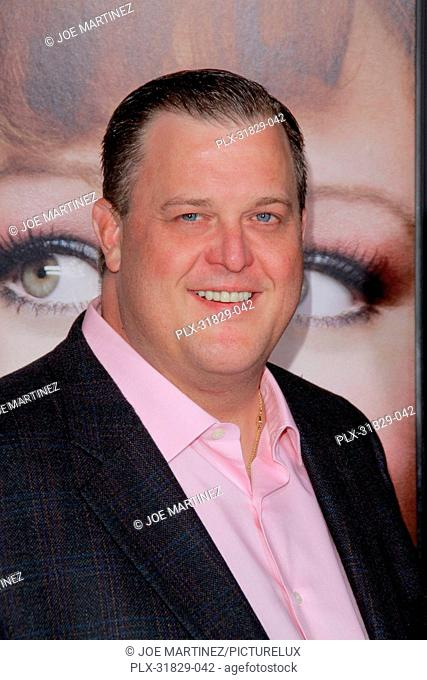 Billy Gardell at the Premiere of Universal Pictures' Identity Thief. Arrivals held at Mann Village Theater in Westwood, CA, February 4, 2013