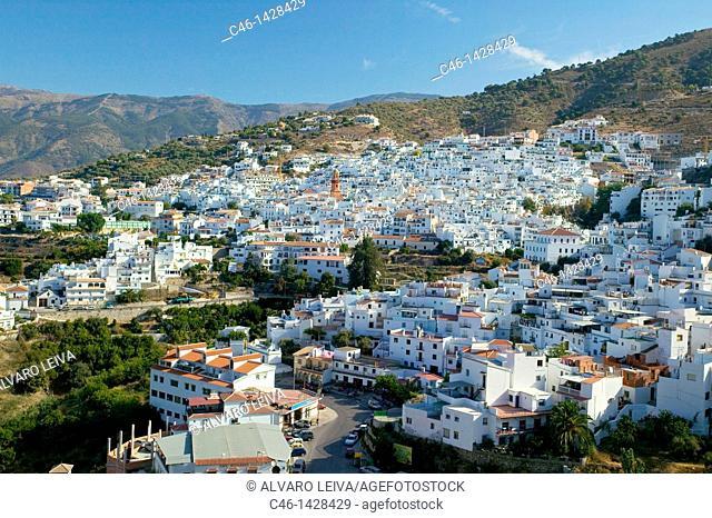 Competa, La Axarquía  Costa del Sol  Málaga province  Spain