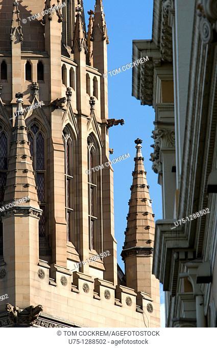 St  Patrick's Cathedral, East Melbourne, Victoria, Australia