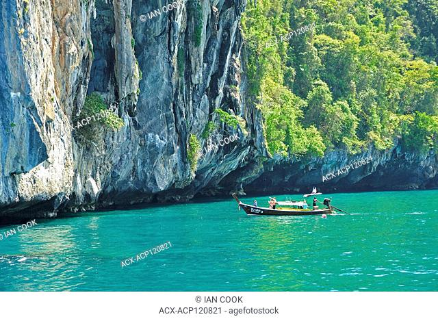 Koh Muk, Trang Province, Thailand
