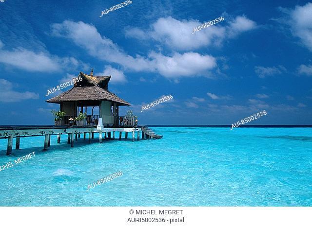 Maldives - Banyan Tree Resort - Vabbinfaru Island