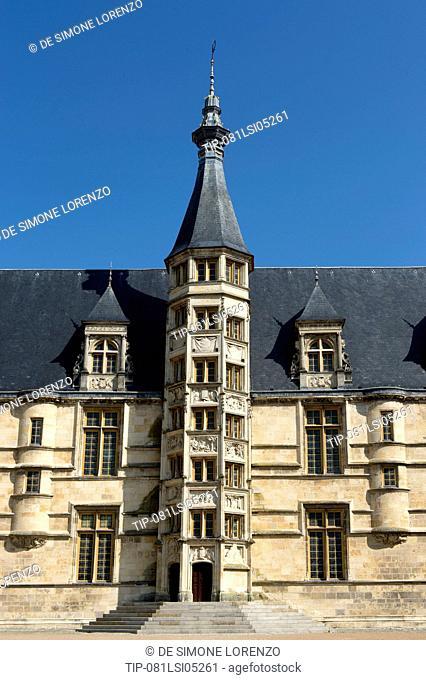 Europe, France, Nievre region, Nevers