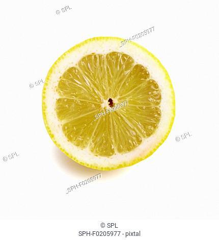 Half a lemon