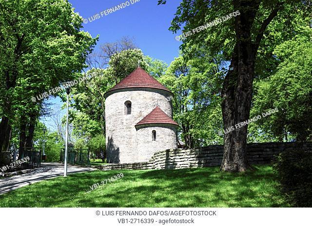 St. Nicholas Church, in the Castle Park of Cieszyn, Poland