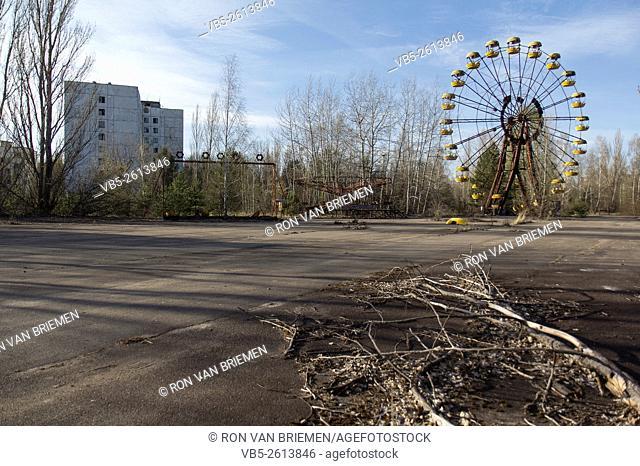 Pripyat scene