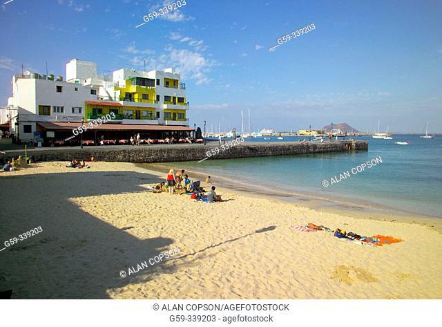 Corralejo. Fuerteventura, Canary Islands. Spain