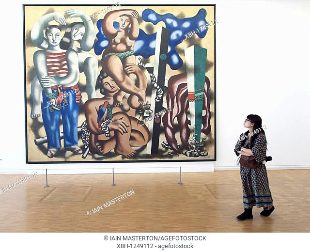 fernand leger museum stock photos and images age fotostock