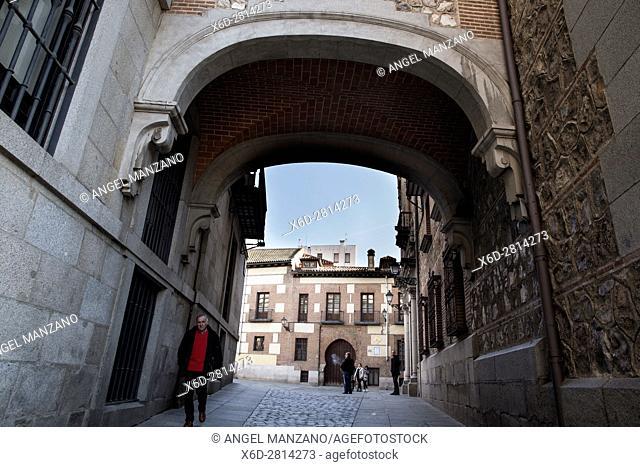 Los Austrias neighborhood, Madrid