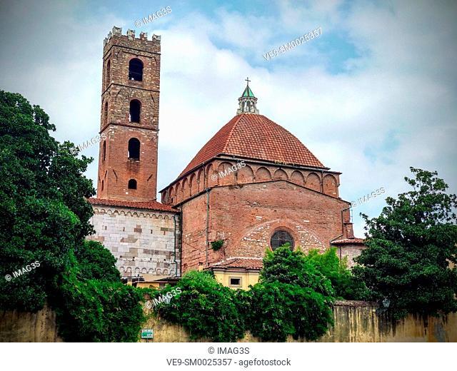 Chiesa dei Santi Giovanni e Reparata, Lucca, Italy