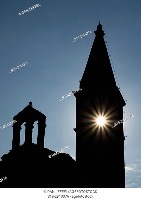Rovinj Croatia Church