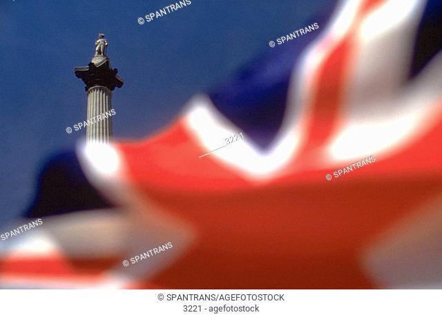 Nelson's Column. London. England