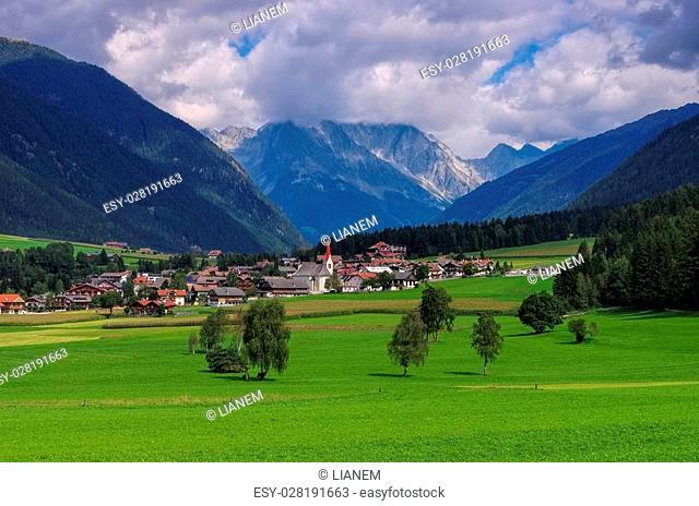 Antholzer valley
