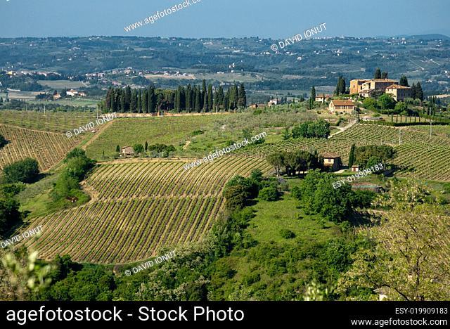 Toscana landmark