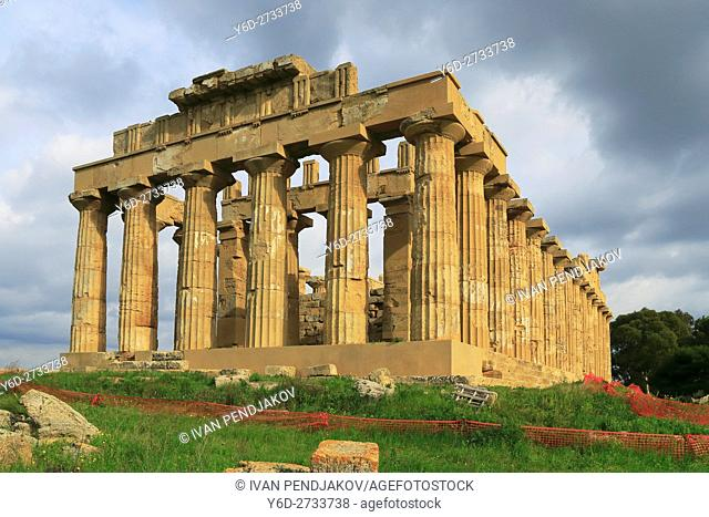 Temple of Hera, Selinunte, Sicily, Italy