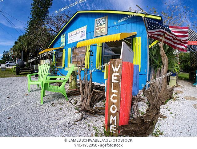 Gift shop in Placida Florida