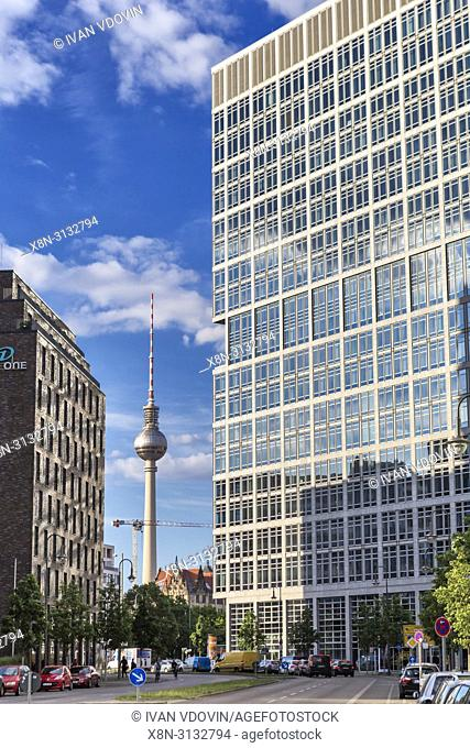 Modern architecture, Berlin, Germany