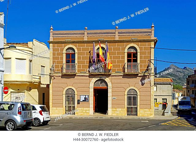 Rathaus, Ajuntament de Sagra
