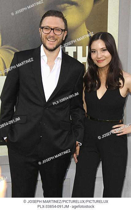 "Ollie Masters, Ming Doyle at Warner Bros. Pictures' """"The Kitchen"""" Premiere held at the TCL Chinese Theatre, Los Angeles, CA, August 5, 2019"