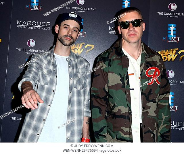 """Kevin Hart Hosts Hartbeat Weekend """"""""What Now?"""""""" Concert With Macklemore & Ryan Lewis at The Cosmopolitan of Las Vegas Sunday, Sept"""