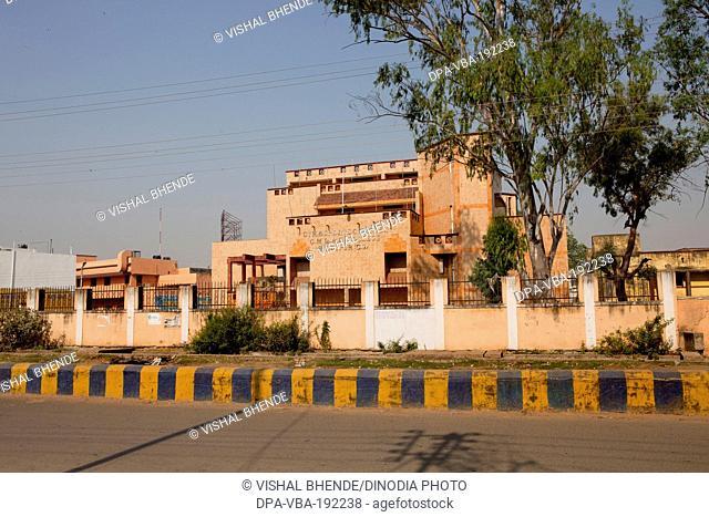Cmdpg College Building Bilaspur Chattisgarh Uttaranchal India Asia