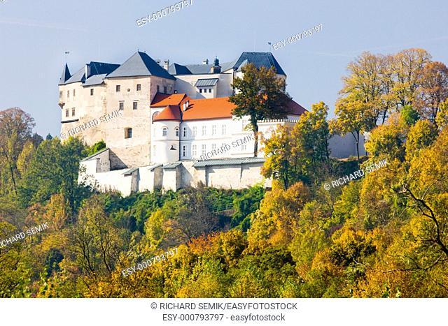 Lupciansky Castle, Slovenska Lupca, Slovakia