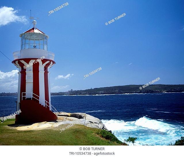 South Head NSW Australia Hornby Lighthouse