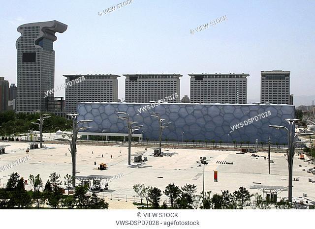 National Aquatics Center,Beijing,China