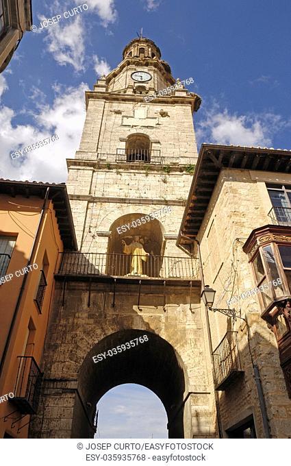 Church Toro, Zamora province, Castilla y Leon,Spain