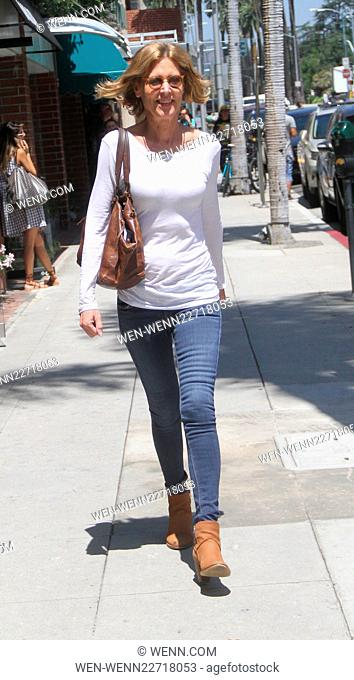 Christine Lahti goes shopping in Beverly Hills Featuring: Christine Lahti Where: Los Angeles, California, United States When: 24 Jul 2015 Credit: WENN